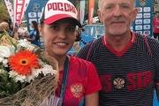 Ставропольчанка Анна Бычкова сделала очередной шаг на пути к Паралимпиаде в Токио
