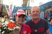 Анна Бычкова едет в Токио