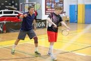 В Ставрополе прошёл представительный турнир по бадминтону